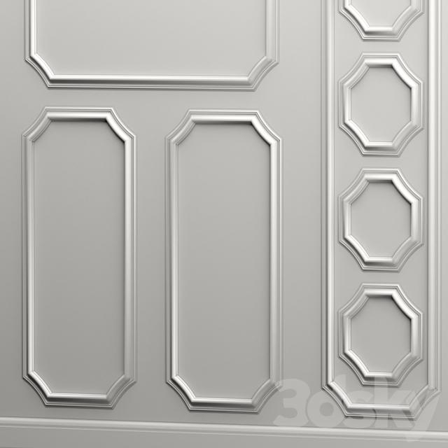 Wall molding