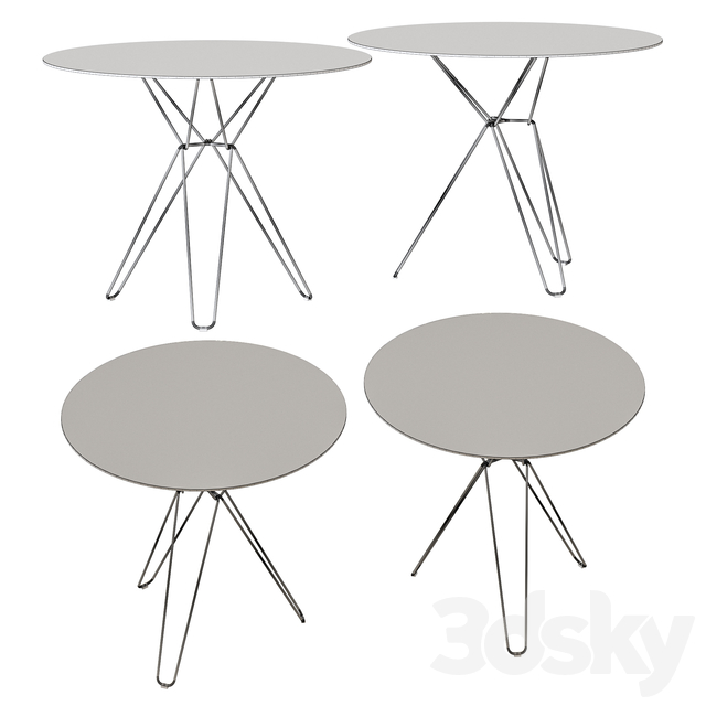 Blofeld Table by NV Gallery