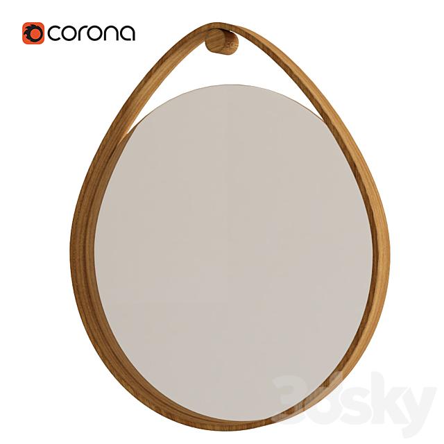Zara Home Mirror Wood