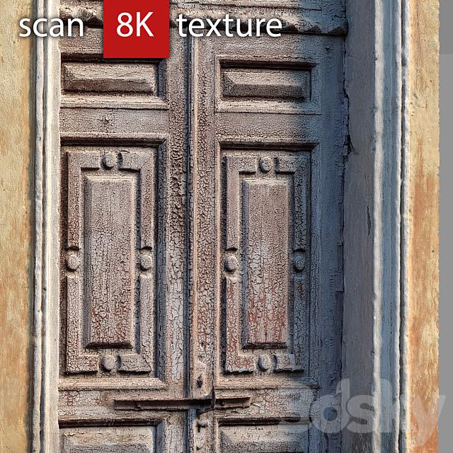 Classic old door 69
