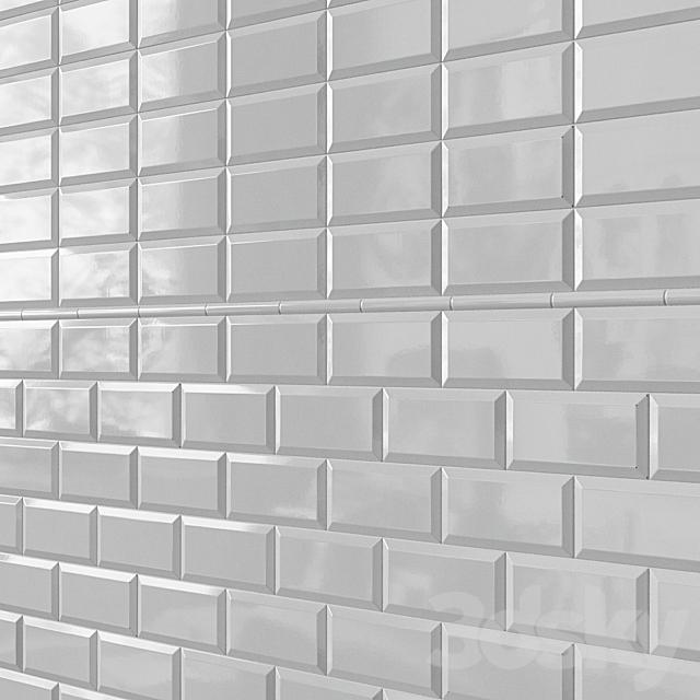Ceramic tile Adex Neri / Adex Neri / Biselado PB