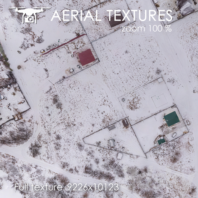 Field in winter 277