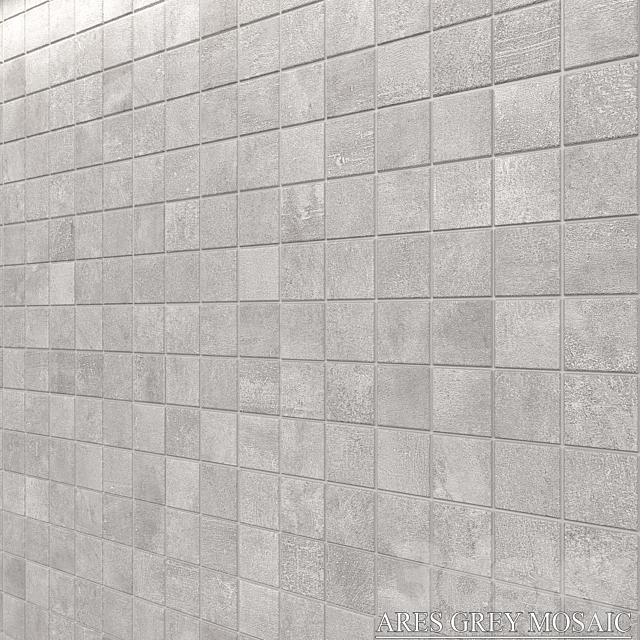 Yurtbay Seramik Ares Gray Mosaic