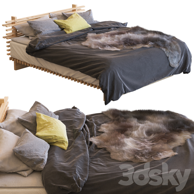 Cubile bed