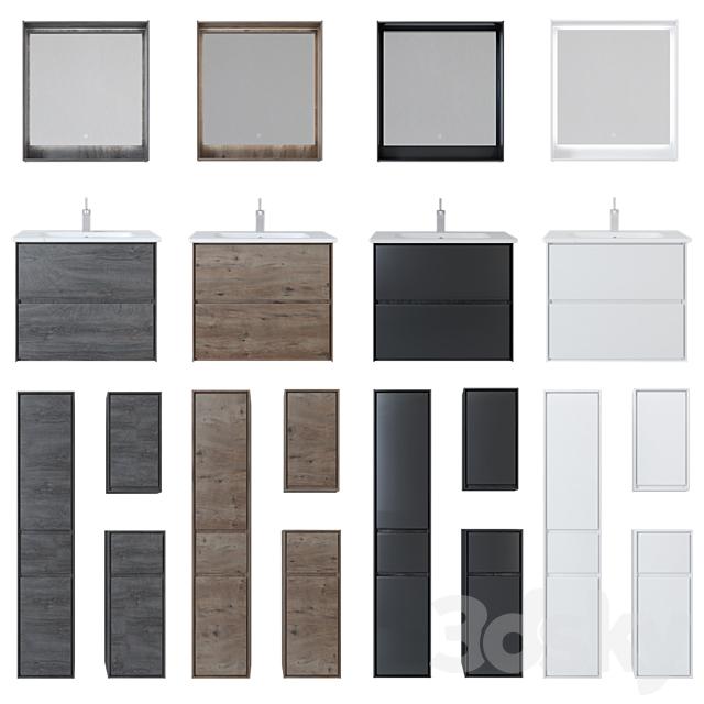 Furniture set Mokka 80 and Cases