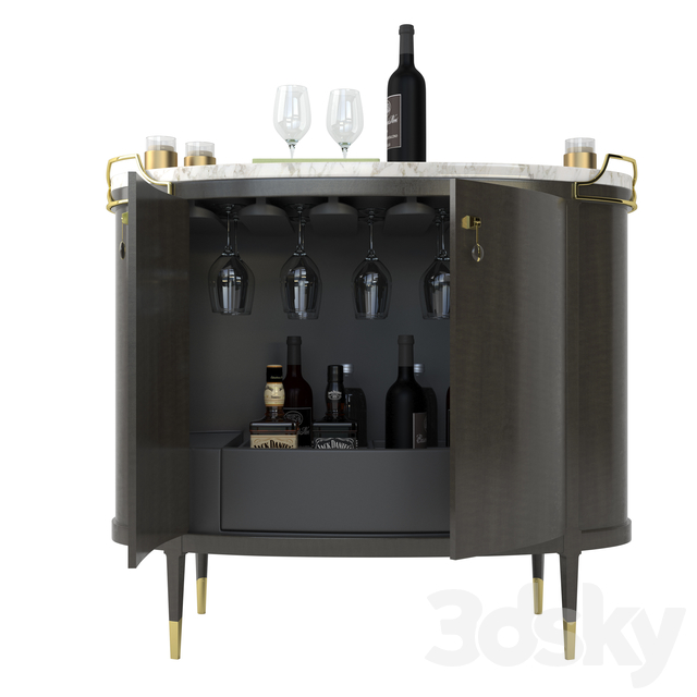 Mix-Ology mini Bar