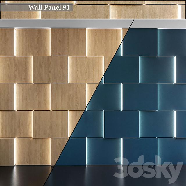 Wall Panel 91
