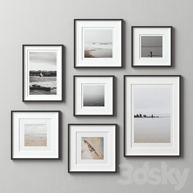 Picture Frames Set-126