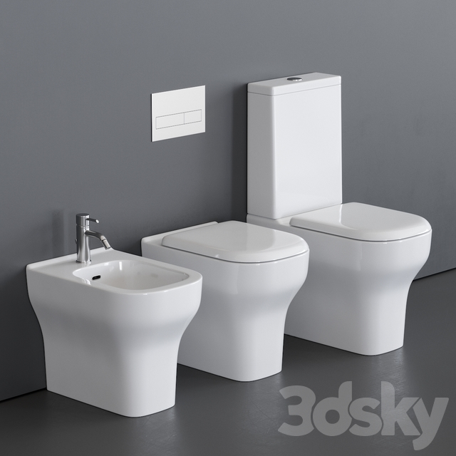 Olympia Ceramica Synthesis WC