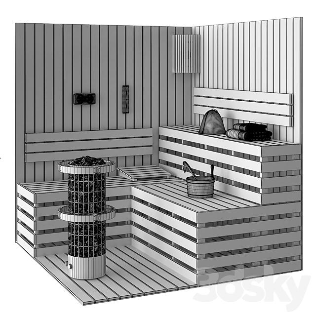 Sauna set