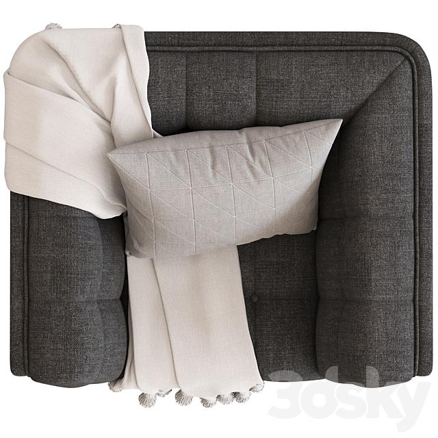 Cult Furniture Magnus Armchair