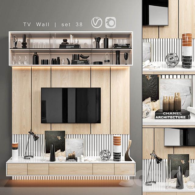 TV Wall | set 38