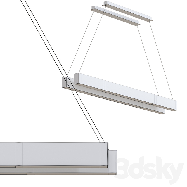 Trave Pendant Lamp by Puraluce