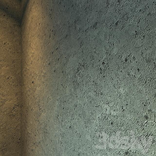 Decorative Stucco 298 - 8K Material