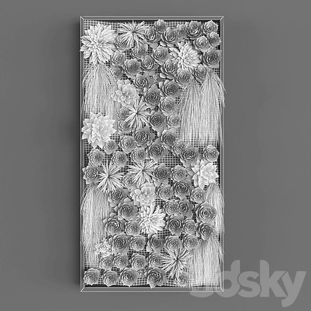 Vertical gardening 014