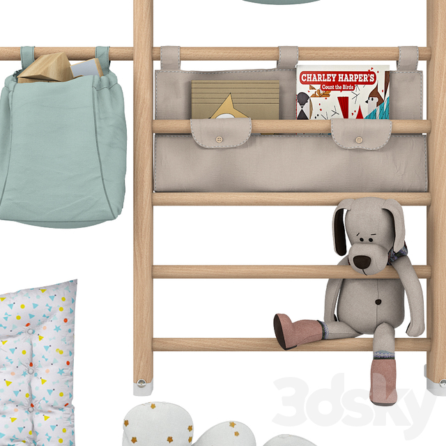 Children's furniture and accessories 52