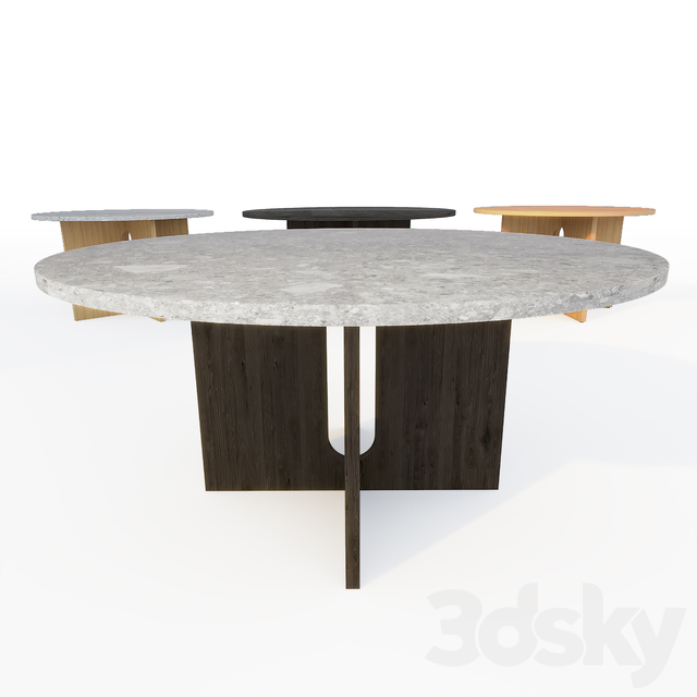 MENU_Androgyne Dining Table