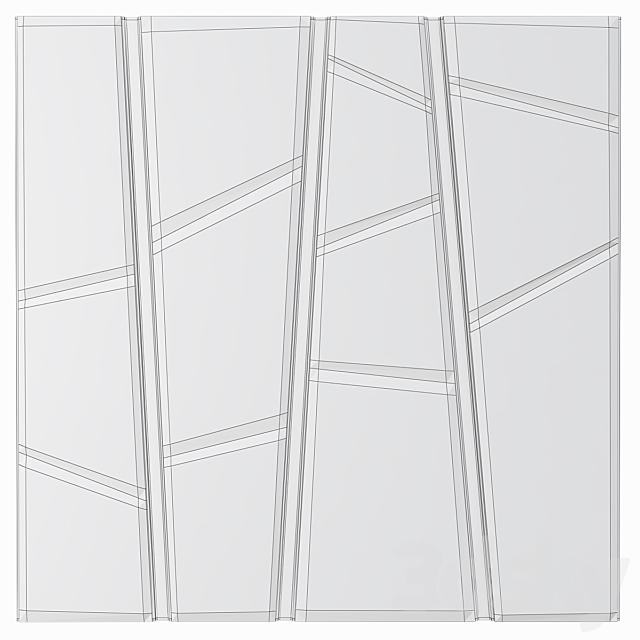 Wall Panels No. 12