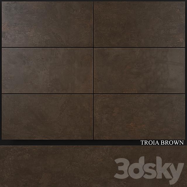 Yurtbay Seramik Troia Brown