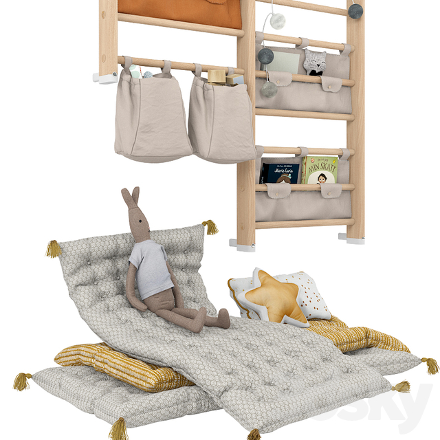Children's furniture and accessories 53