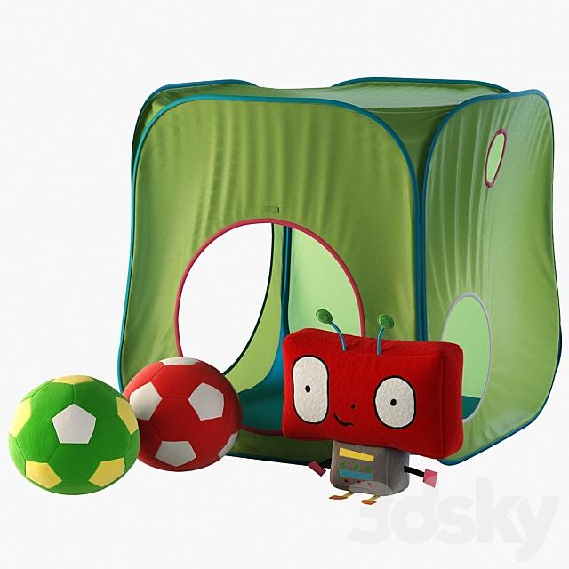 Ikea toys set