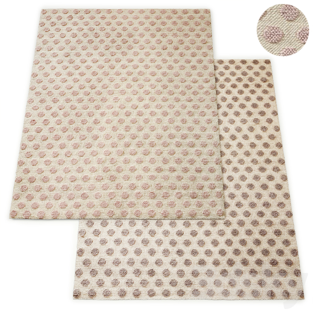 Zia Handwoven Rug RH Baby and Child Collection