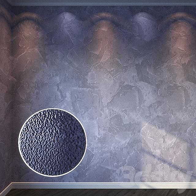 Decorative Plaster 381 - 8K Material