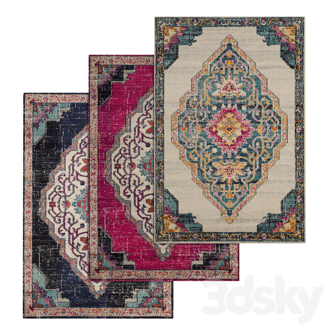 Carpets Set 225