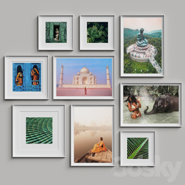 Nice Picture Frames Set 28