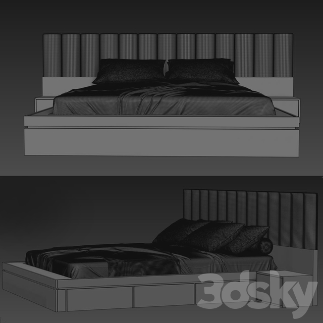 Bed027