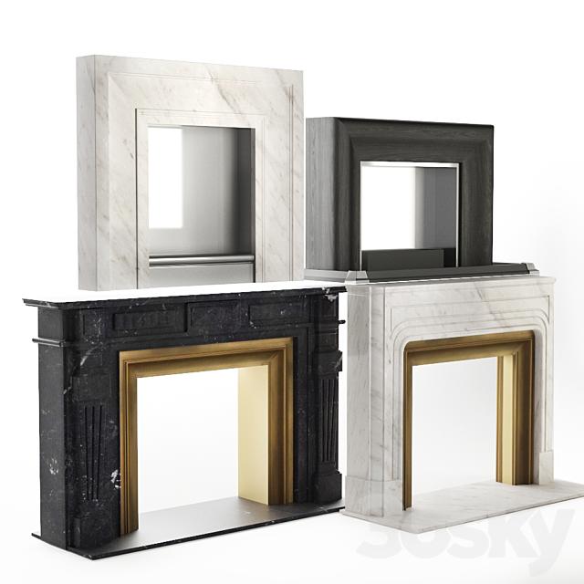 Fireplace portal