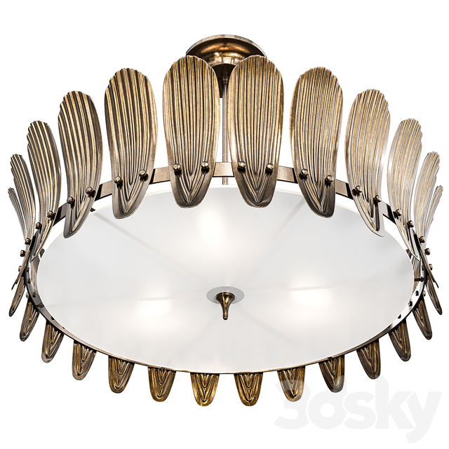 ARTERIORS ANALISE LARGE Chandelier