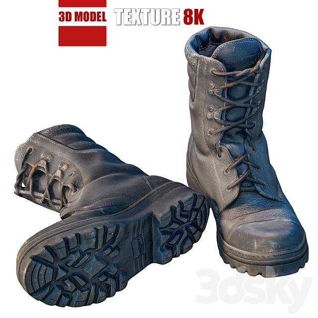 Old men's shoes 110