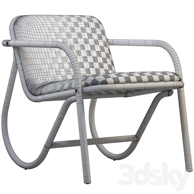 N. 200 lounge chair (2 options)