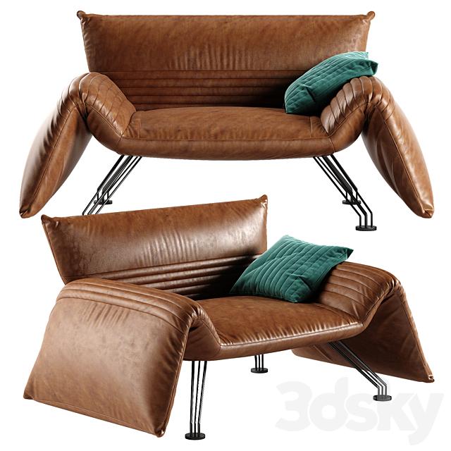 de Sede DS-142 armchair