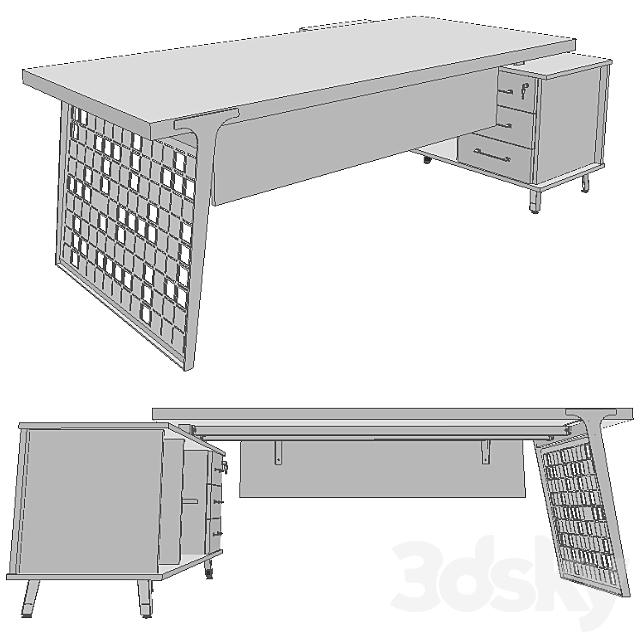 Zenon Executive Table