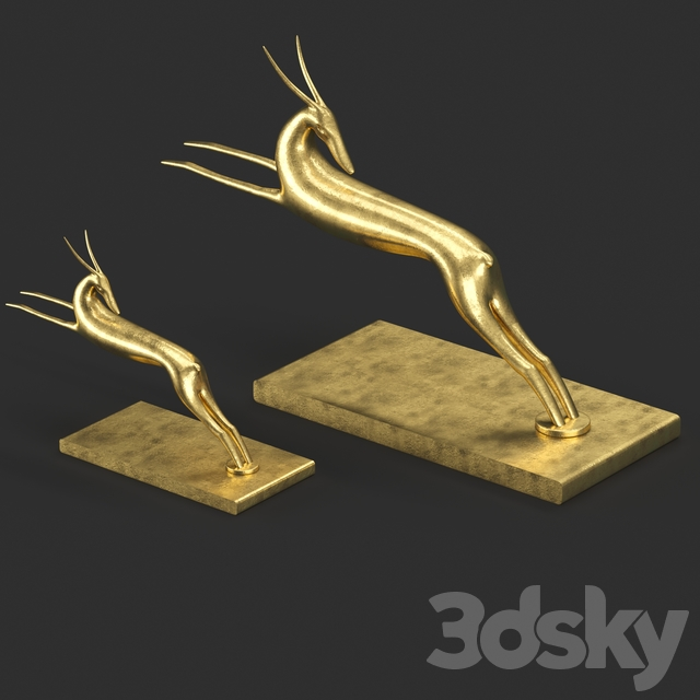 Gazelle decorative