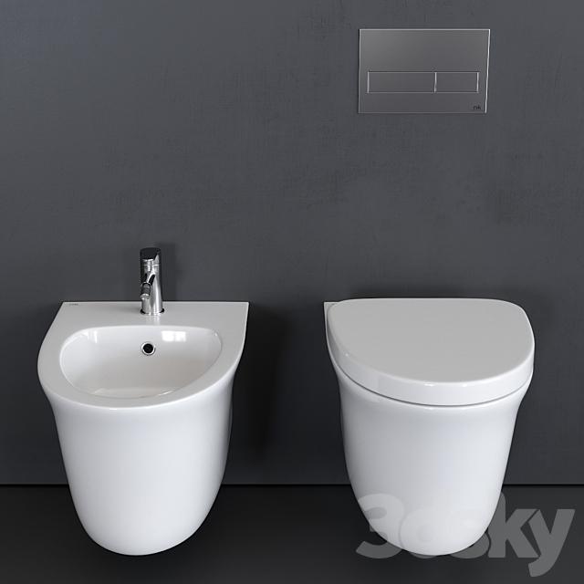 Noken Hotels Wall-Hung WC