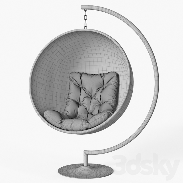 Bubble chair by Eero Aarnio