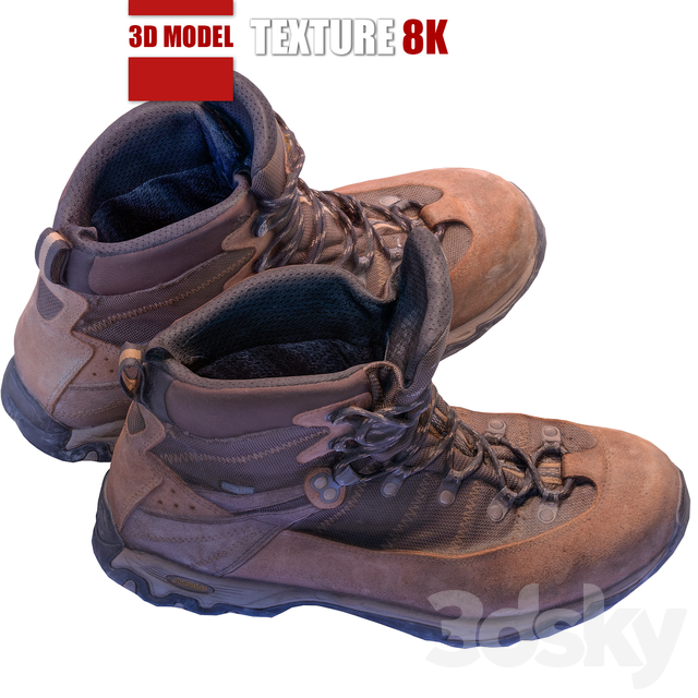 Winter boots 116