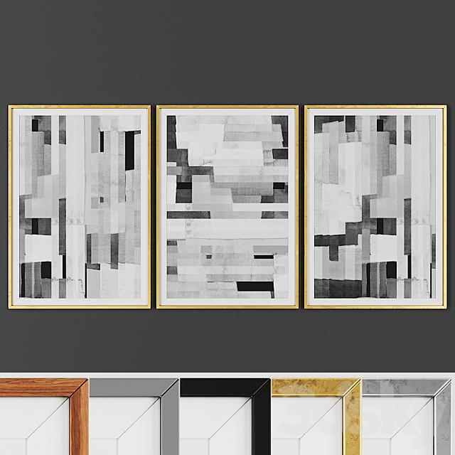 Picture frame set 00017-32