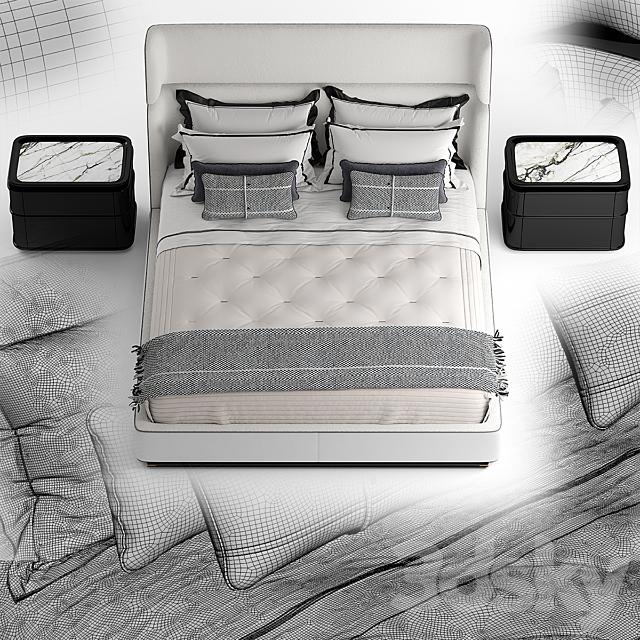 Visionnaire Reverie Bed