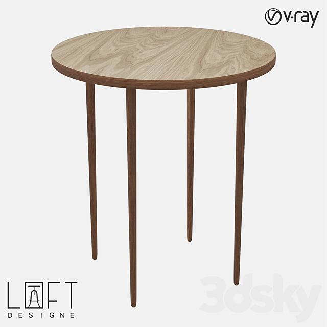 Table LoftDesigne 364 model