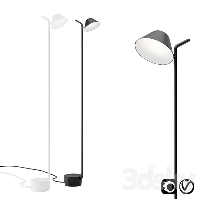 Peek Floor Lamp by Menu
