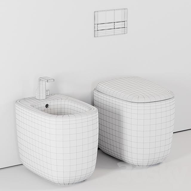 Ceramica Flaminia Mono WC
