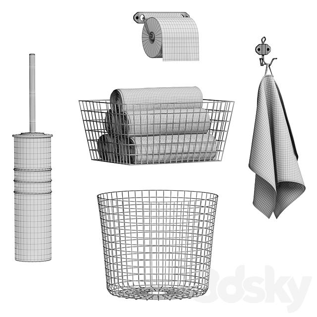 Bathroom Accessories v2