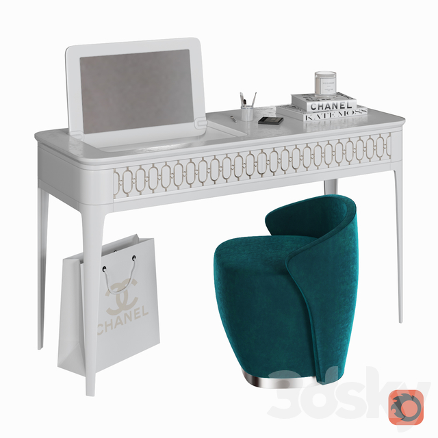 Dressing table Mugali MARIA