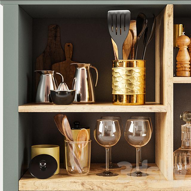 Kitchen Decorative set 061