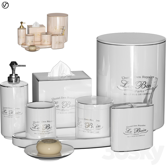 toilet_decorative_set001
