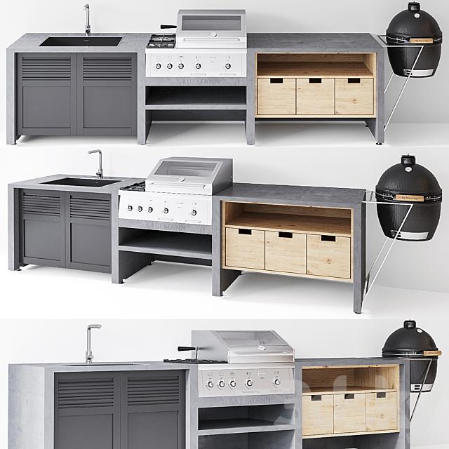 Kaufmann T-Bone Outdoor Kitchen